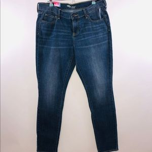 Old Navy Wmns Jeans The Flirt Skinny Stretch Sz 14